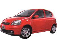 ●小型乗用車(0.5t〜1.0t以下) フィット、ビッツ、マーチクラス